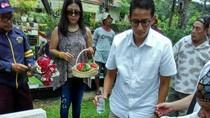 Sandiaga Uno Ziarah ke Makam Bung Hatta, Ali Sadikin, dan AR Baswedan