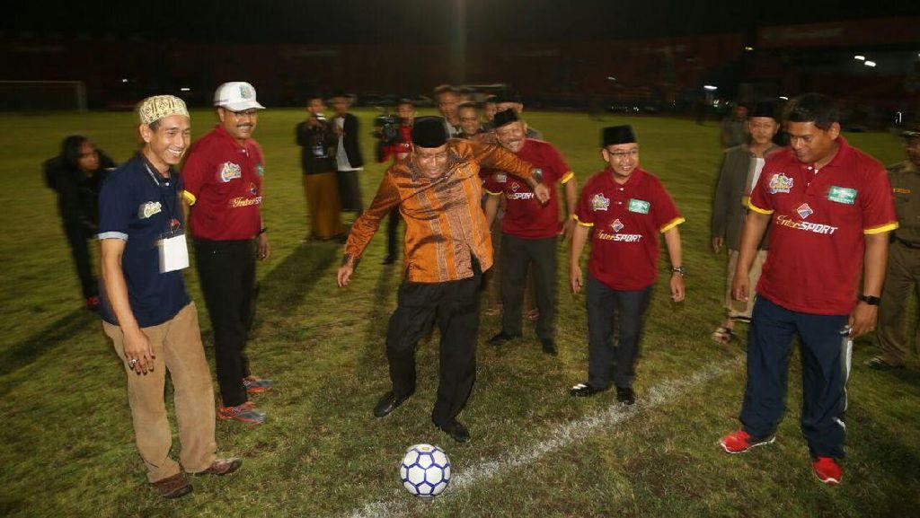 NU Gelar Santri Soccer Piala Gubernur Jatim