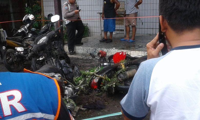 Bom di Gereja Oikumene, Kapolda Kaltim: Korban 4 Orang Luka, Salah Satunya Balita