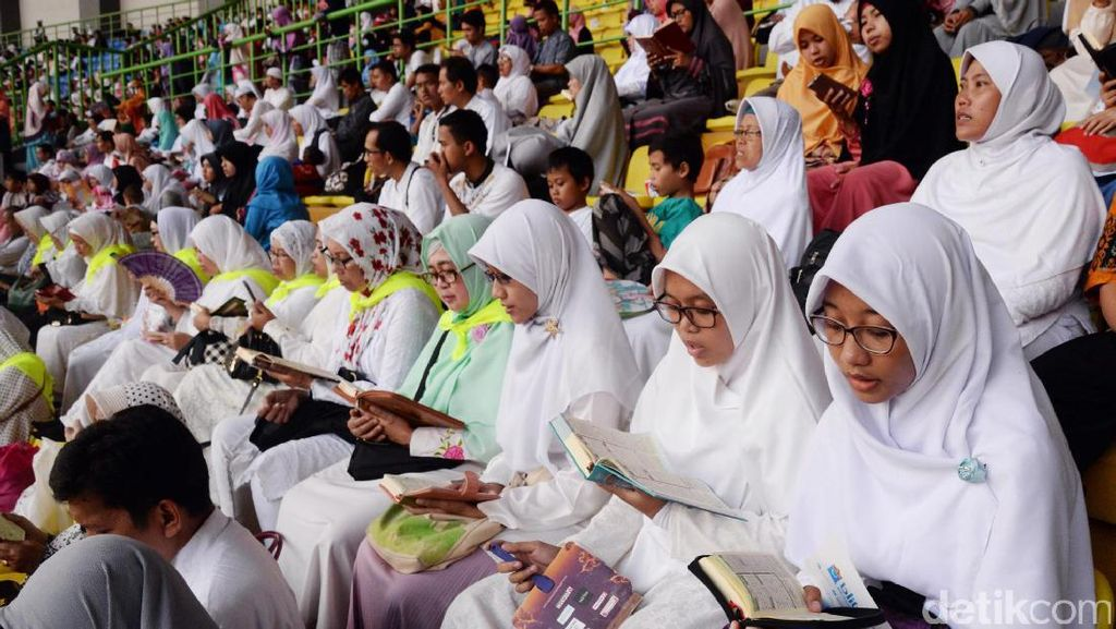 Tilawah Akbar dan Konser Amal ODOJ di Bekasi