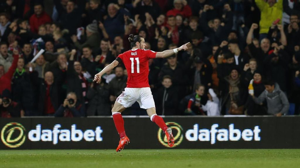 Bale Terus Bersinar Bersama Wales