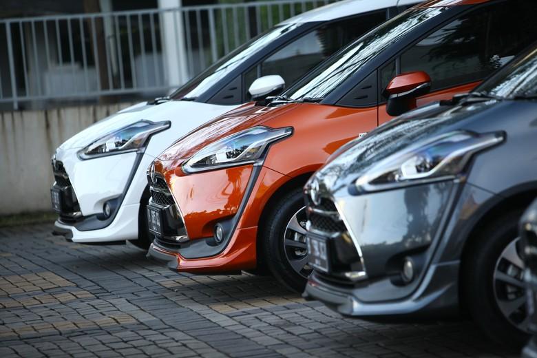 Toyota Sienta. Foto: Toyota