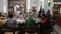 Sarapan Bareng Arcandra, Ridwan Kamil Ngobrol Soal Listrik dan Energi