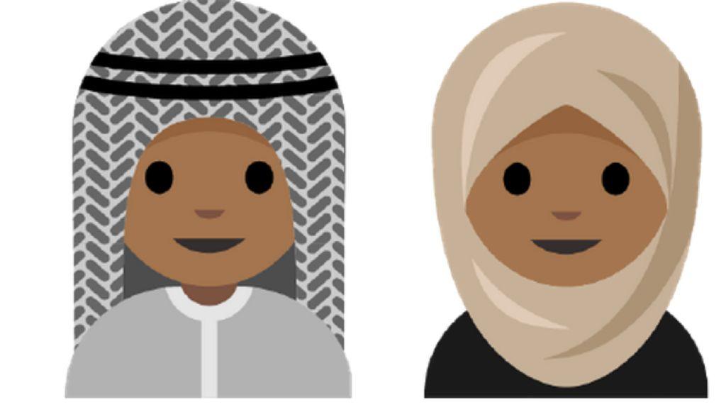 Perempuan Berhijab Segera Jadi Emoji Baru