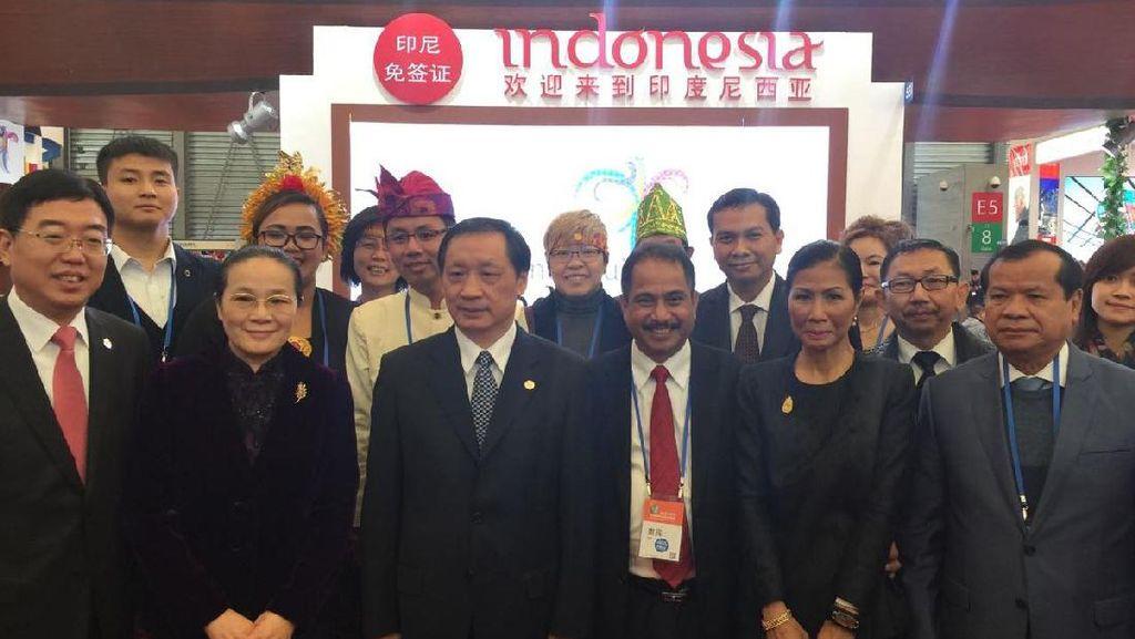 Merayu Investor China Membangun Pariwisata Indonesia
