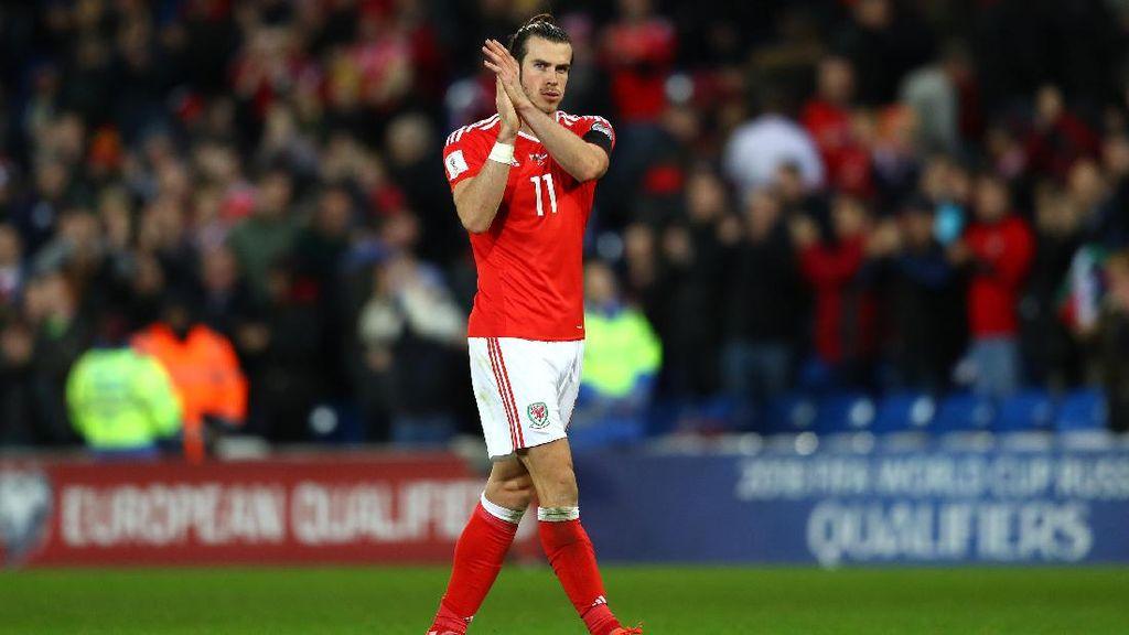 Imbang Lagi, Bale Yakin Wales Masih Bisa Lolos