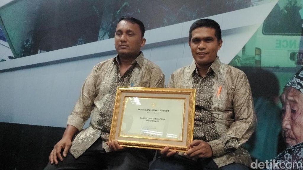 Sukses Eliminasi Malaria, Begini Cerita Dinkes Kabupaten Aceh Barat Daya