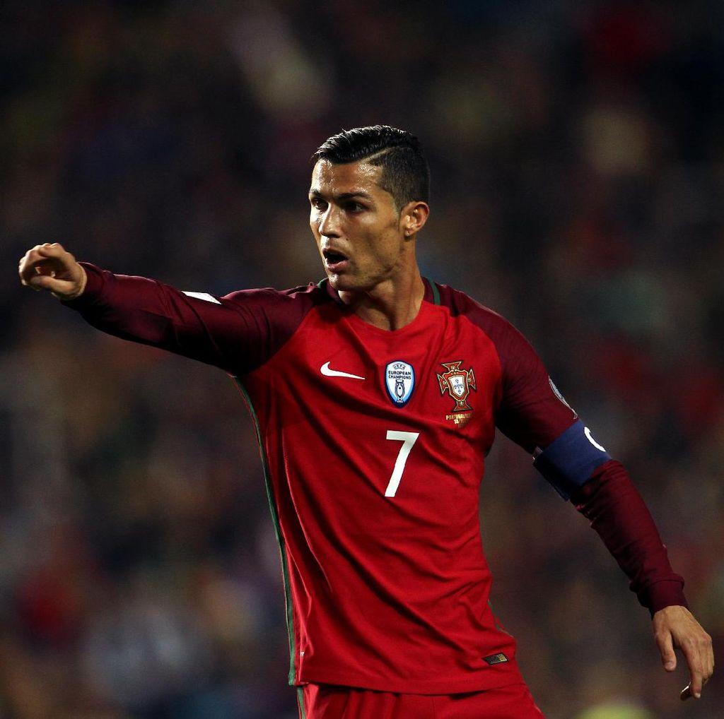 Ronaldo Incar Gelar Juara Piala Konfederasi
