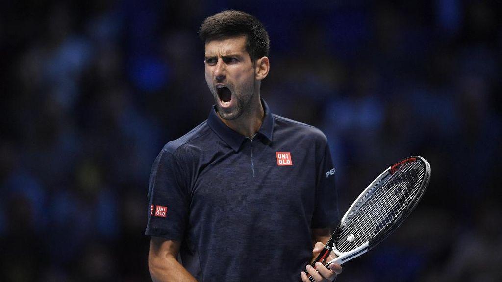 Djokovic Dipaksa Main Tiga Set di Laga Pertama