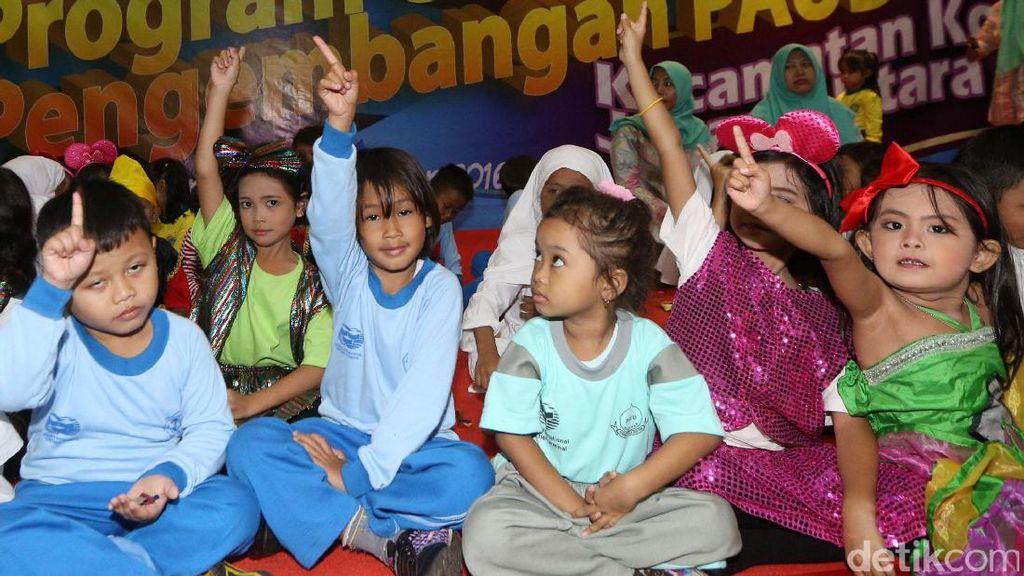 JICT Kembangkan Program Edukatif PAUD di Jakarta Utara