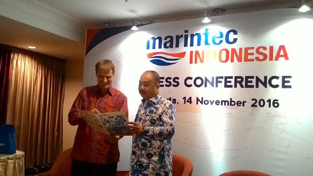 China Hingga Jepang Bakal Pamer Teknologi Kapal di Marintech Indonesia