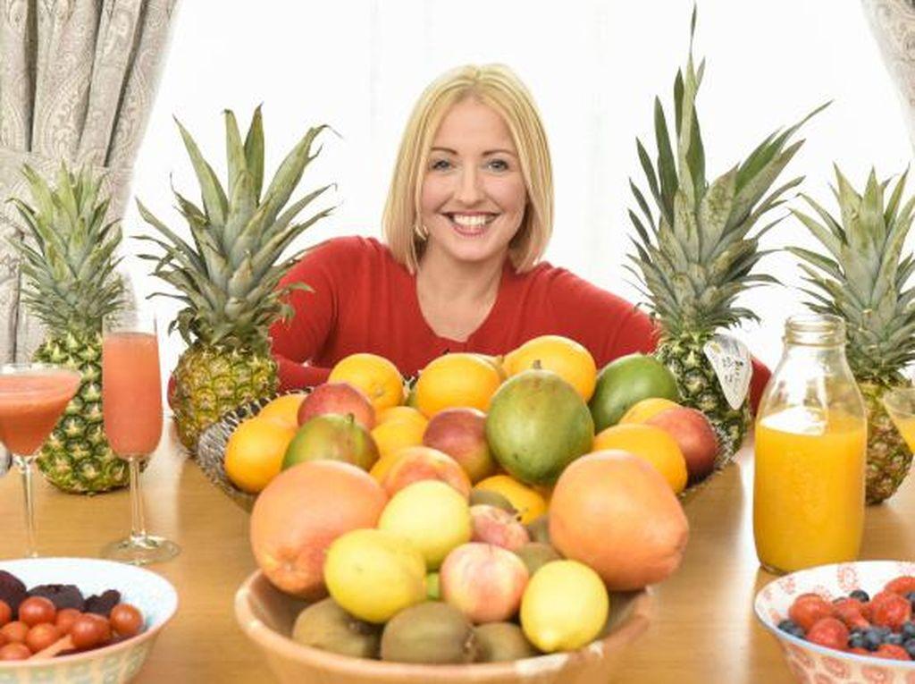 Awet Muda Meski Sudah Punya Cucu, Wanita Ini Klaim Diet Vegan Rahasianya