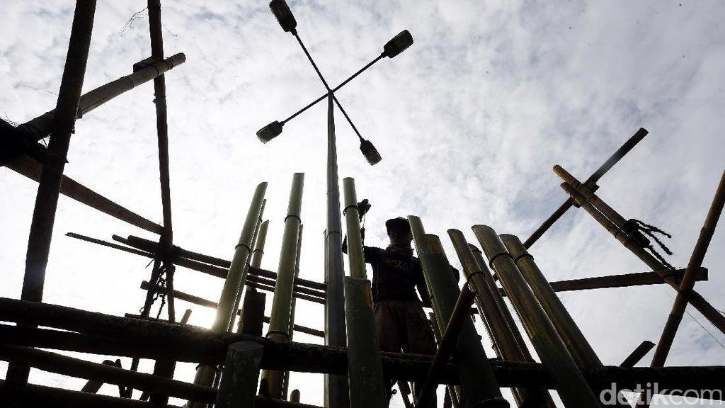 Pemkot Bekasi Bangun RTH di Jati Asih