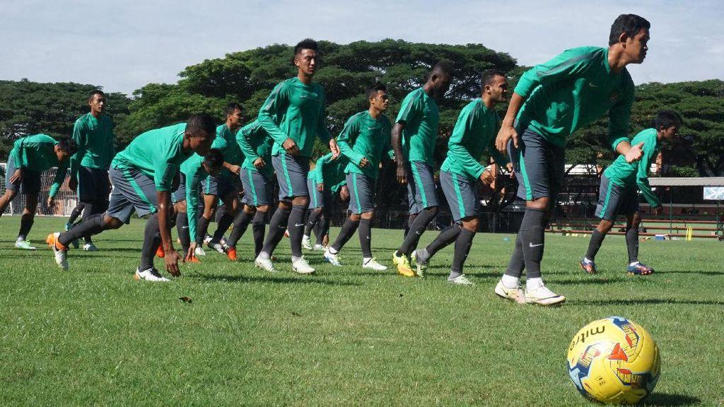 Pahabol Tak Ikut, Indonesia Berangkat ke Piala AFF Bawa 22 Pemain