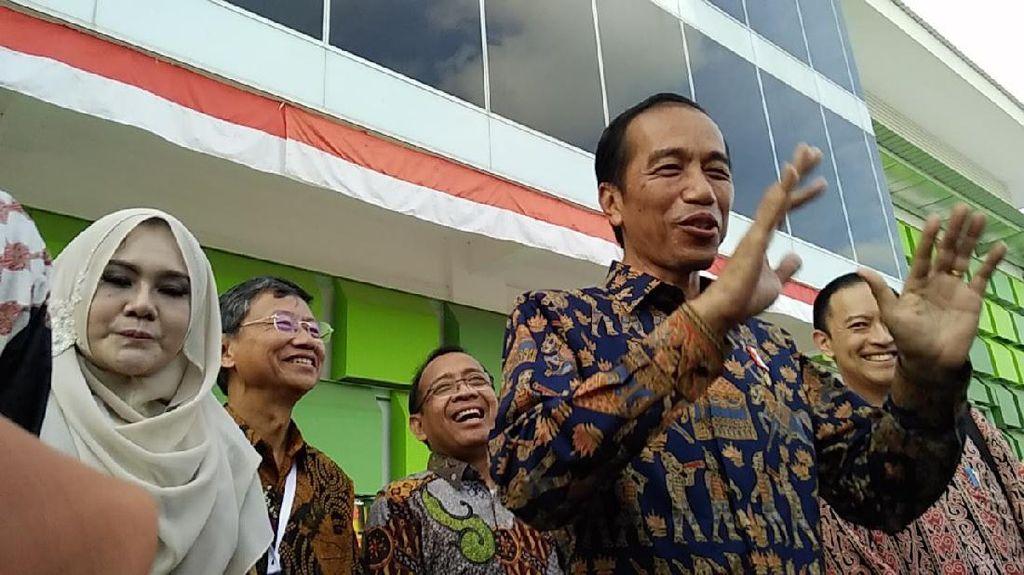 Jokowi Ingin Garuda Bisa Terbang ke LA via Tokyo
