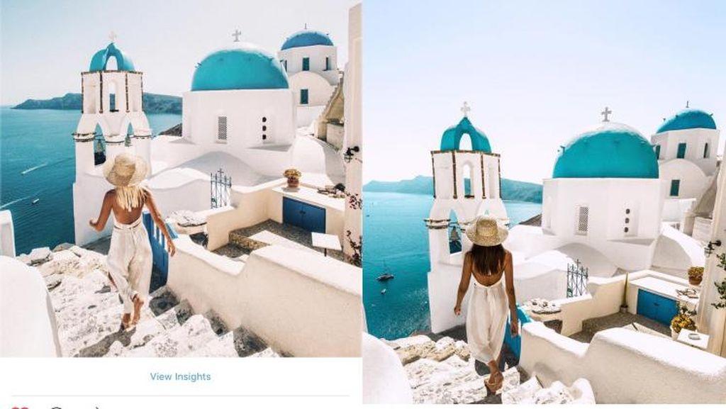 Traveler Cantik Ini Diikuti & Ditiru Semua Foto Instagramnya