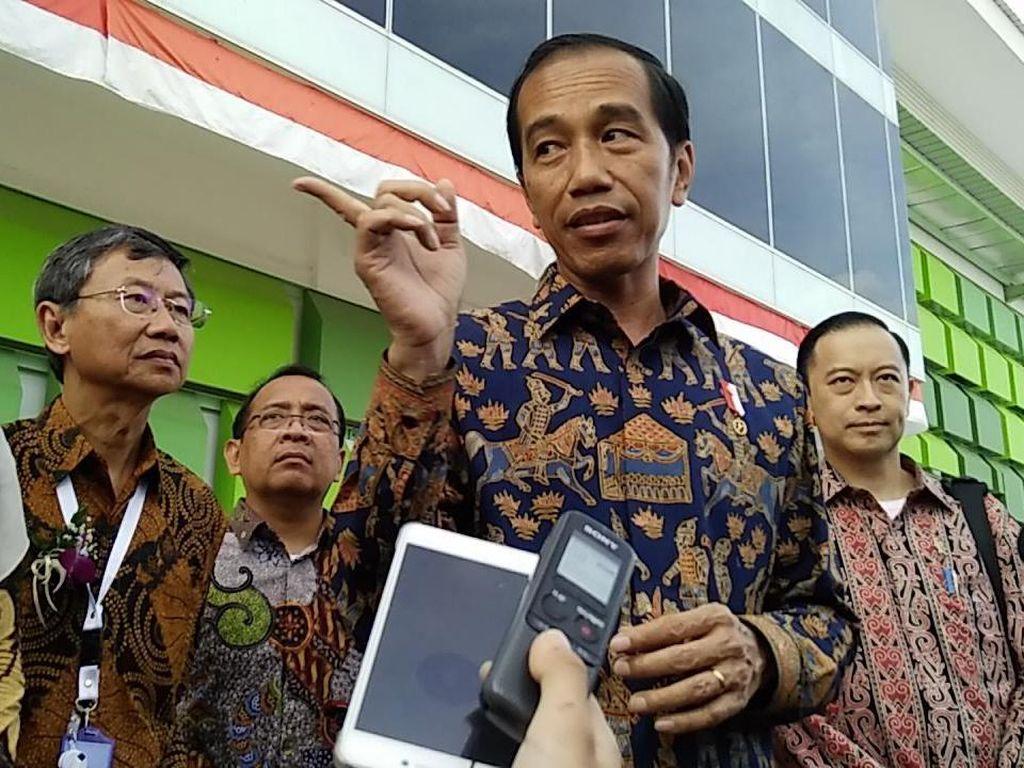 Penjelasan Jokowi Soal Pembekuan Keanggotaan RI di OPEC