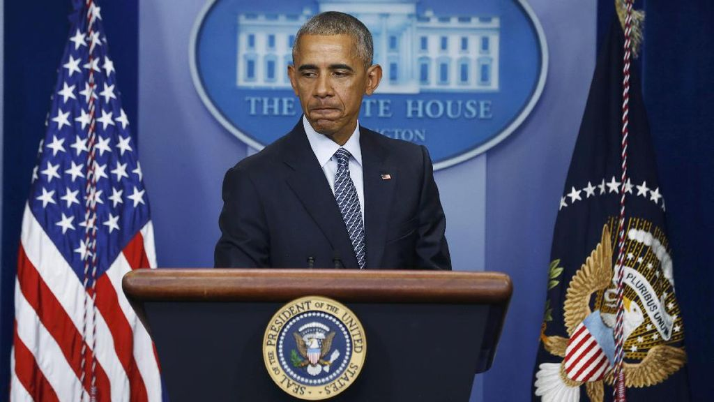 Presiden AS Barack Obama Ucapkan Belasungkawa Atas Tragedi Kebakaran di California