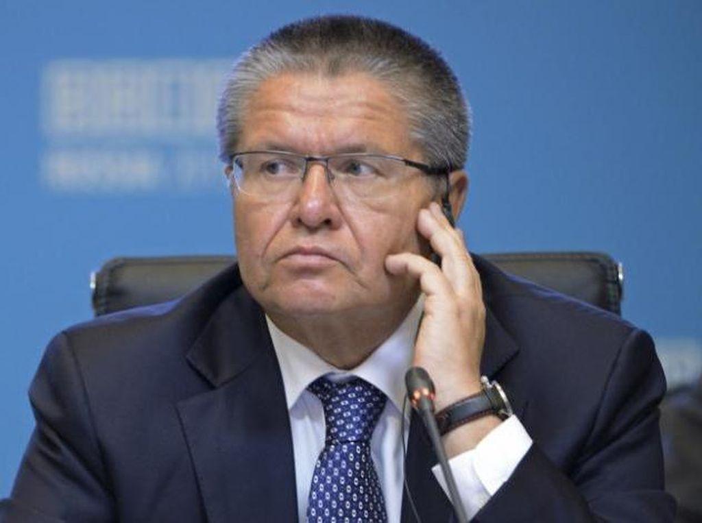 Menteri Ekonomi Rusia Tersandung Kasus Penyuapan Rp 26 Miliar