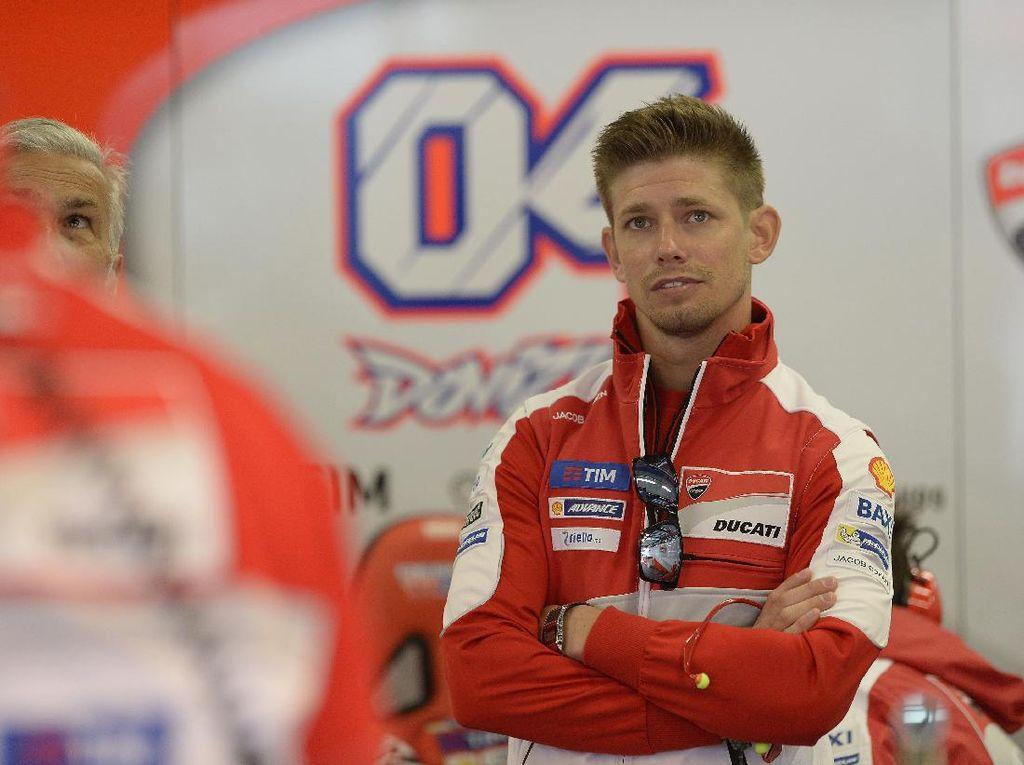 Ducati-Casey Stoner Resmi Berpisah