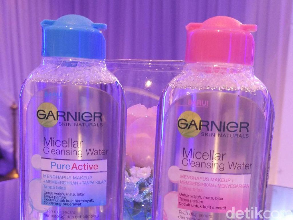 Garnier Micellar Water Resmi Hadir di Indonesia
