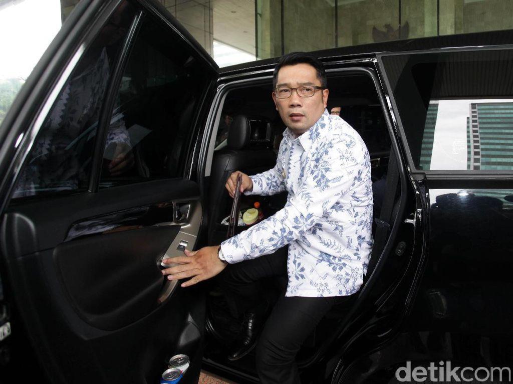 Sah! Golkar Dukung Ridwan Kamil-Daniel Mutaqien di Pilgub Jabar