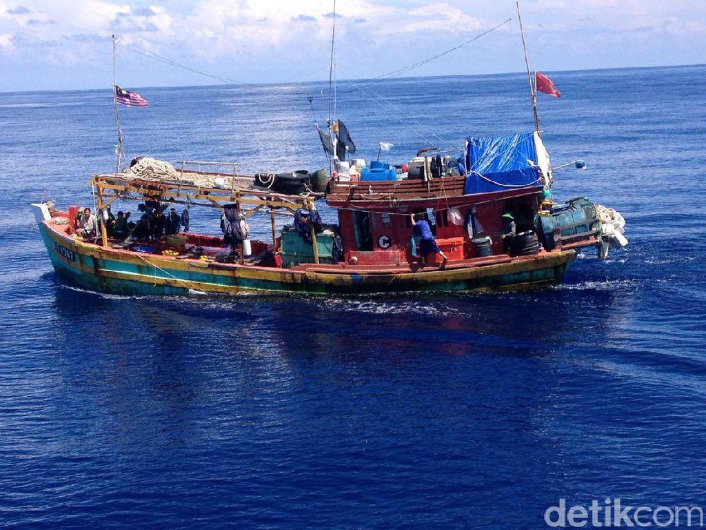 Pemberantasan Ilegal Fishing Harus Dilanjutkan