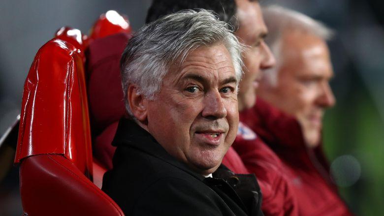 Ancelotti Akan Urungkan Niat Dan Tonton El Clasico