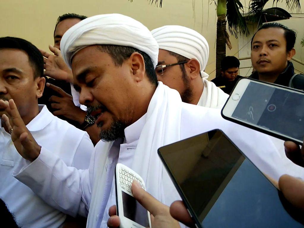 Dear Habib Rizieq, Anda Boleh Pulang ke Indonesia Kapan Saja