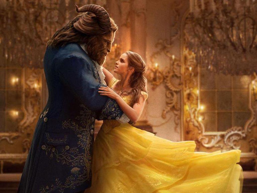 Tips Cantik dengan Makeup ala Emma Watson di Beauty And The Beast