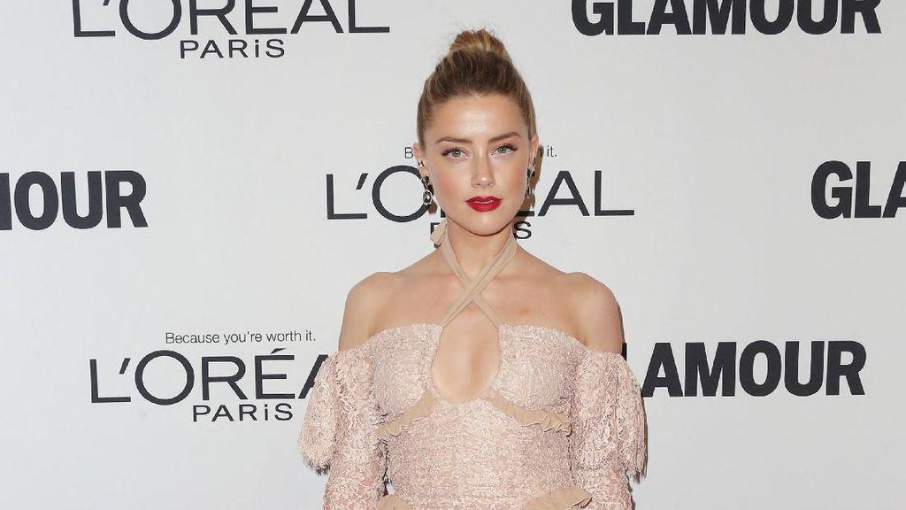Baru Resmi Cerai, Amber Heard Kini Dikabarkan Pacaran dengan Milyarder