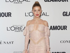 Kisah Cinta Amber Heard, Dipukul Johnny Depp Hingga <i>Move On</i> dengan Miliuner