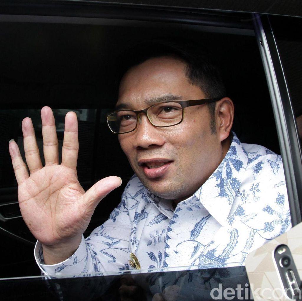 Ridwan Kamil Telusuri Profil Ormas yang Terlibat Insiden Sabuga