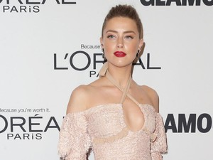 Sudah <i>Move On</i>! Amber Heard Tampil Wow