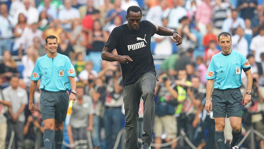 Dortmund Tunggu Kedatangan Usain Bolt