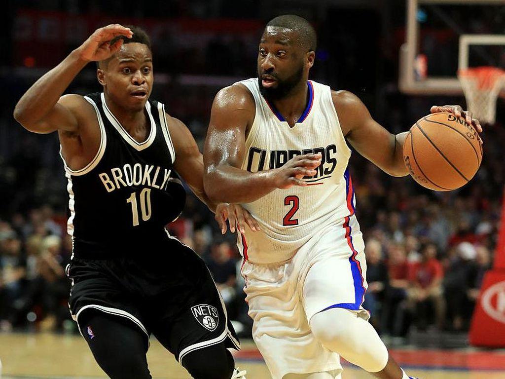 Clippers Lumat Nets, Lanjutkan Rentetan Kemenangan
