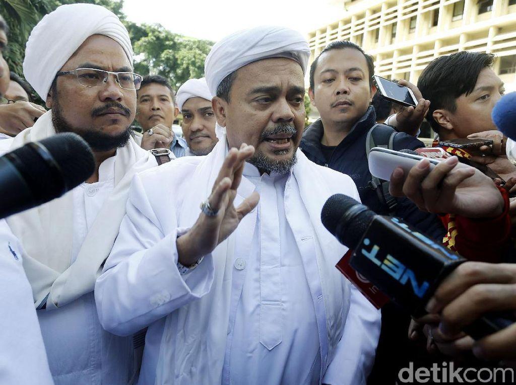Eggi Sudjana: Habib Rizieq Besok Sampaikan Instruksi Terkait Pemilu