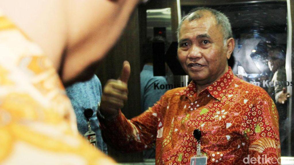 Agus Rahardjo Ingin Posisi Jabatan yang Kosong di KPK Segera Diisi