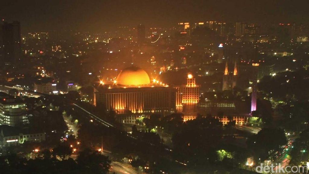 Istiqlal dan Katedral, Simbol Kerukunan Agama Indonesia