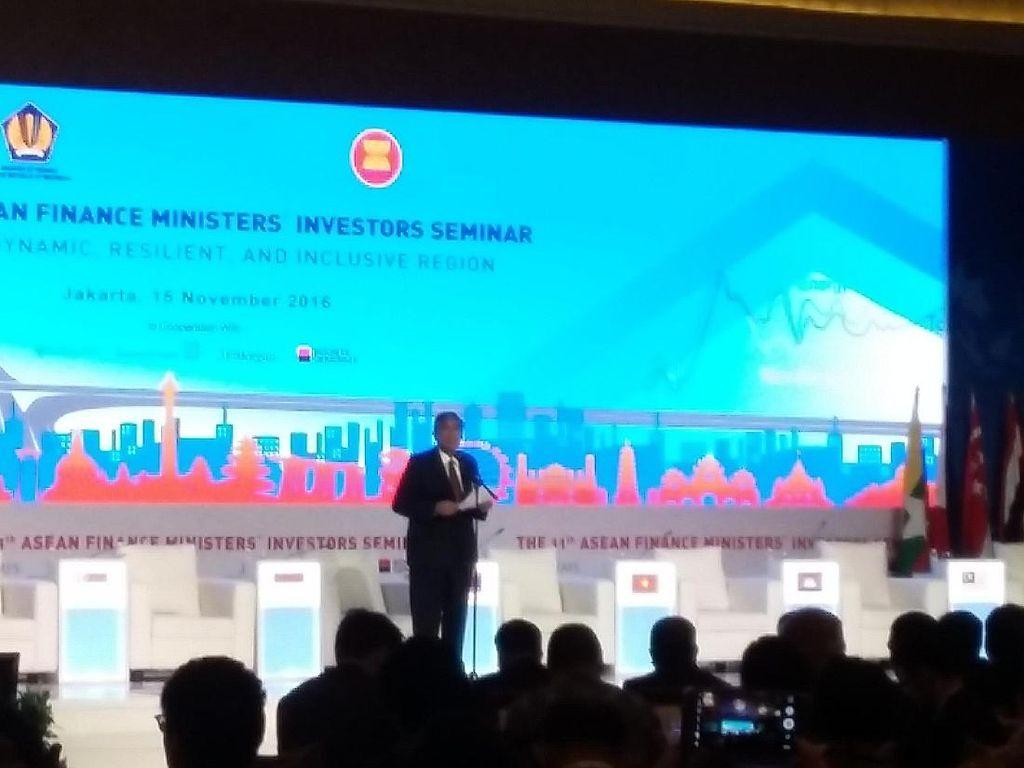 Pariwisata dan Infrastruktur Jadi Andalan Ekonomi ASEAN