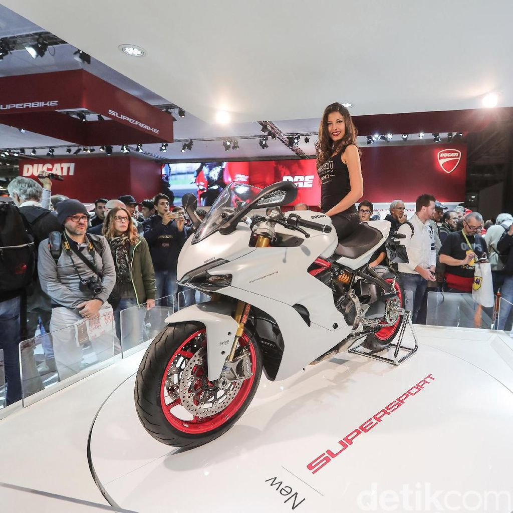 Ducati Siapkan 7 Motor Anyar di 2017
