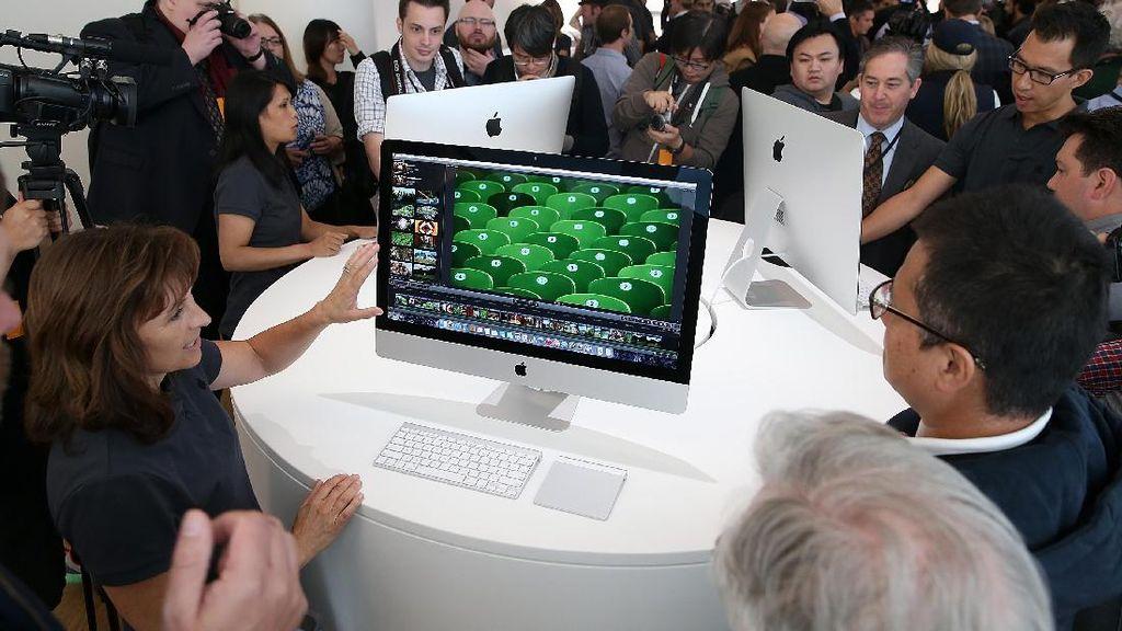 Apple bakal Produksi Perangkat di AS, Tapi..