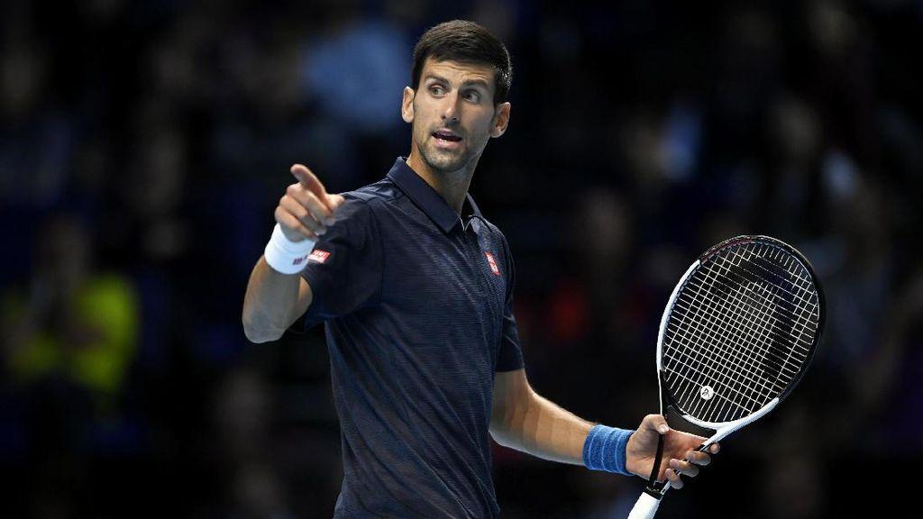 Kalahkan Raonic, Djokovic ke Semifinal