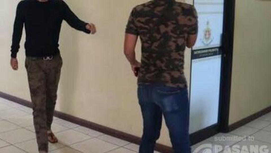 Diego Michiels Damai dengan Korban, Penahanan Ditangguhkan