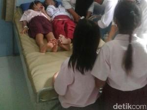 Siswa SD di Blitar Keracunan Usai Konsumsi Es Goreo karena Mengandung Bakteri
