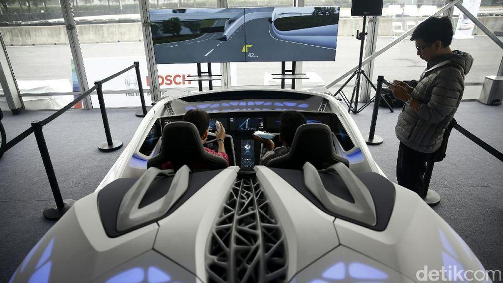 Mobil Masa Depan ala Bosch