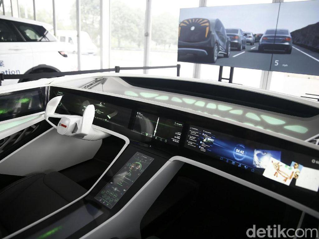 Mobil Pintar Akan Jadi Primadona di Masa Depan