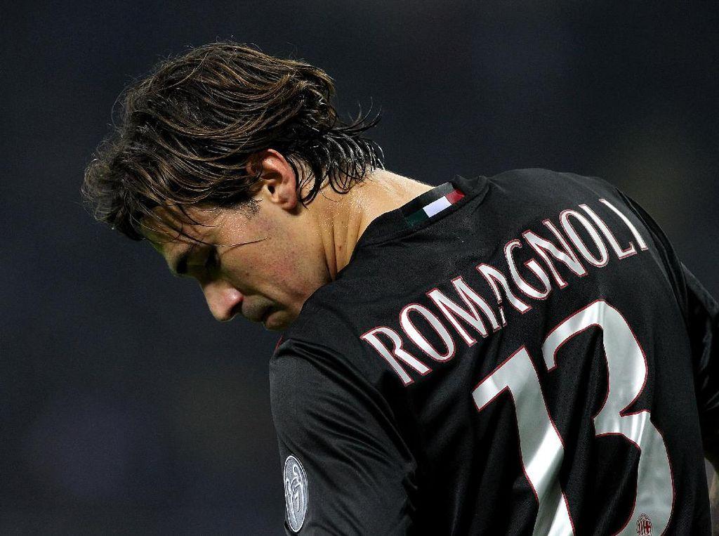 Romagnoli Cedera, Milan Krisis Pemain Belakang
