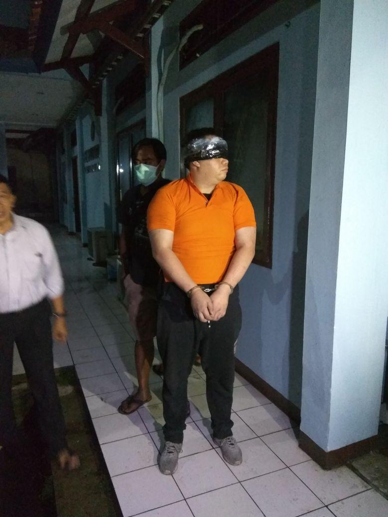 Gudang Narkoba di Tangerang Digerebek, Pelaku Tiba di Kantor BNN