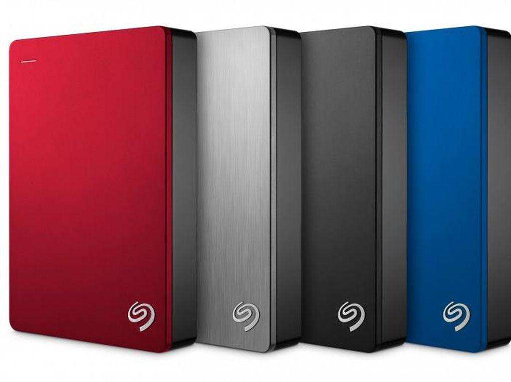 Terbesar di Dunia, Seagate Luncurkan HDD Portabel 5 TB!